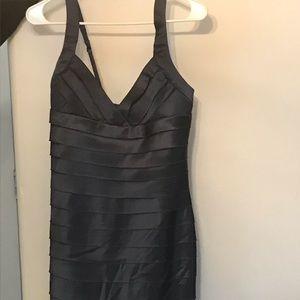Dark Blue Grey BCBG MAXAZRIA Brand new with tags